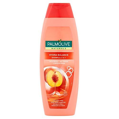6 x PALMOLIVE Naturals Shampoo 2 in 1