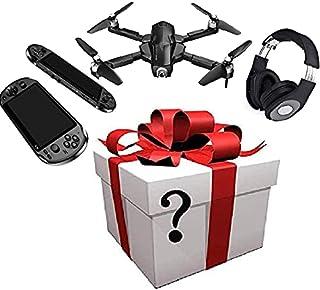 Dhehuas Mystery Box, unopened Mystery Box Electronics, Electronic Product Box White