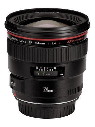 Canon EF 24mm/ 1,4/ L USM CPS Objektiv