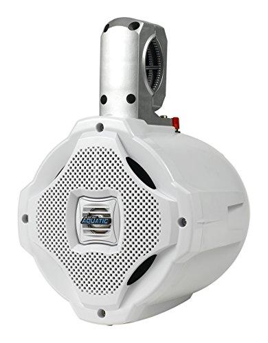 Bluetooth Marine Wakeboard Tower Speaker -6.5-inch 1000-Watt Two Way Audio