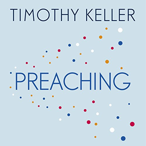 Preaching audiobook cover art