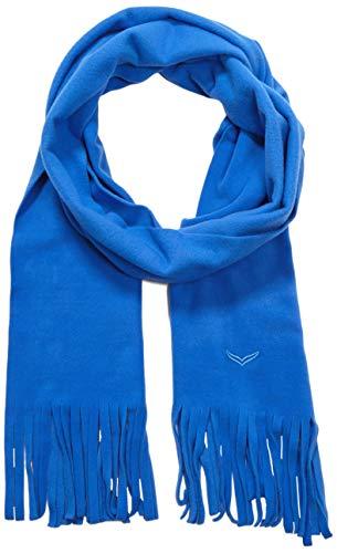 Trigema Herren 655552 Schal, Blau (Royal 049), One Size (Herstellergröße: 0)