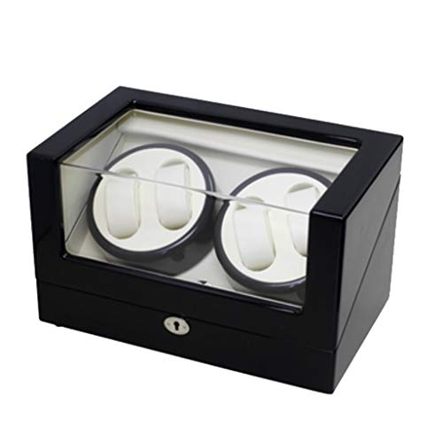 Mnjin Enrollador de Reloj automático Enrollador de Reloj