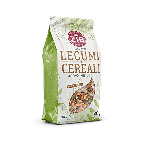ZIG - Legumi e Cereali - Minestra cereali e legumi 2,5 Kg