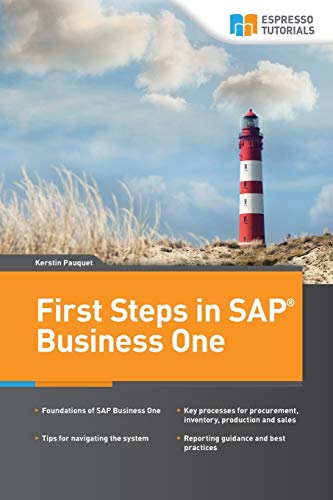 First Steps in SAP Business One