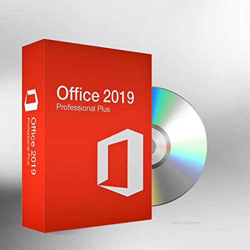 MS Office 2019 Professional Plus mit DVD Datenträger