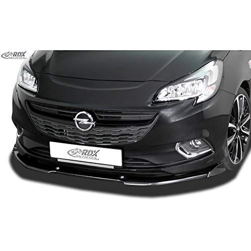Preisvergleich Produktbild RDX Frontspoiler VARIO-X Corsa E OPC-Line Frontlippe Front Ansatz Vorne Spoilerlippe