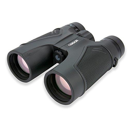 Carson 3D Series High Definition Binoculars with ED Glass, 8x42mm, Black