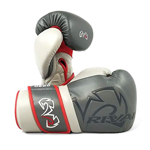 RIVAL Boxing Bag Gloves RB80 Grey Impuls