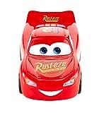 Disney Pixar Cars voiture à friction Turbo Flash McQueen, jouet pour enfant, FYX40