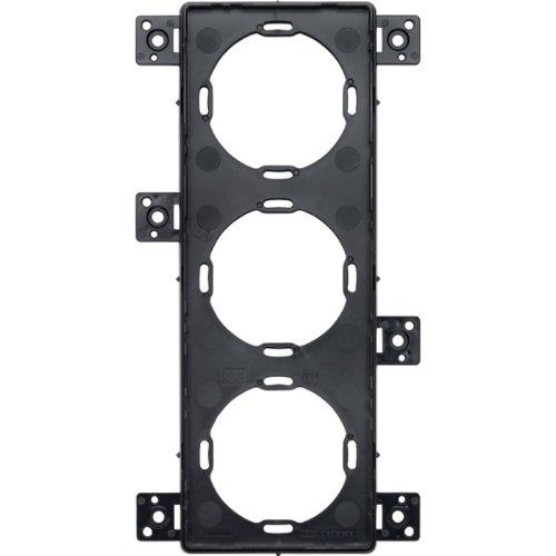 Merten 512603 inbouwadapter f. M-PLAN II frame, vlakke inbouw, f. 4883, M-PLAN II