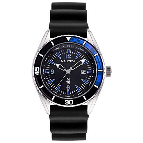 Nautica Lässige Uhr NAPUSF915