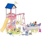 Barbie B6292 - Happy Family bebé 1.Geburtstag Set de Juego
