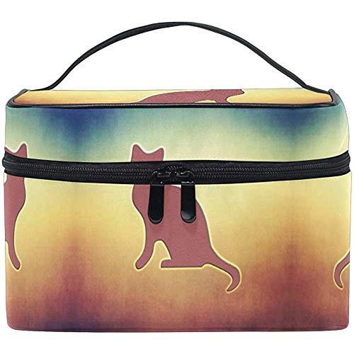 Trousse de maquillage pour femmes Art Cosmetic Bag Artcase Trousse de toilette