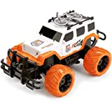 Jack Royal 1:16 Scale Bigfoot Beast Cross Country 4 Channel Radio Control Jeep