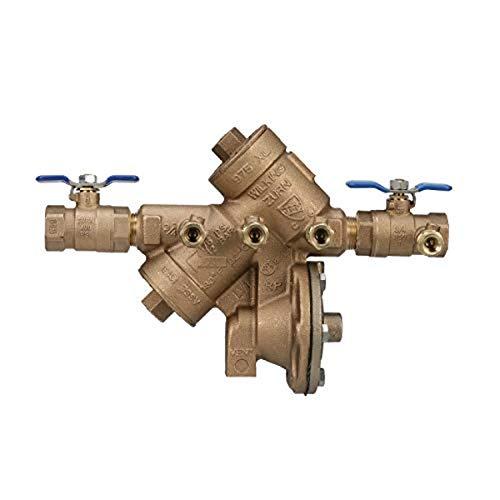 "Zurn Wilkins 3/4"" 975XL Reduced Pressure Principle Backflow Preventer"