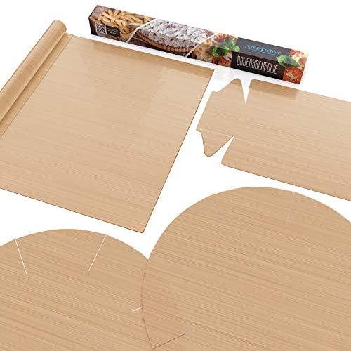 potente para casa arendo – Papel para hornear reutilizable de primera calidad (juego de 7) – Resistente al calor – Recubrimiento …