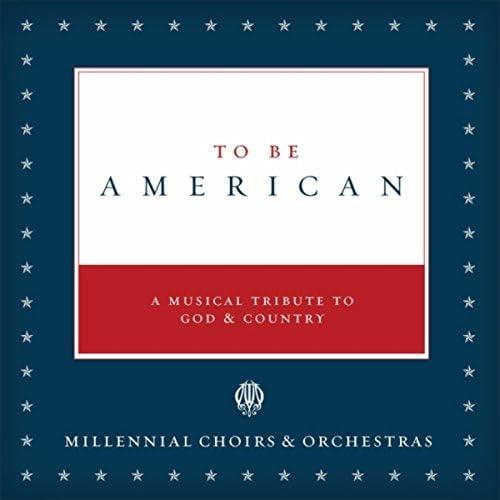 Millennial Choirs & Orchestras, Brandon Stewart, Brett Stewart, Cory Mendenhall & Cherilyn Worthen