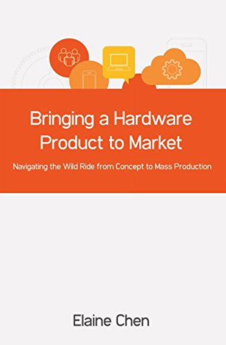 Bringing a Hardware Product to Market: Navigating the Wild Ride from Concept to Mass Production