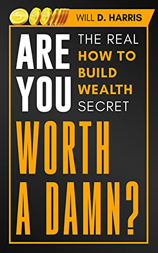 """Are You Worth a Damn?: The Real """"How to Build Wealth"""" Secret"""