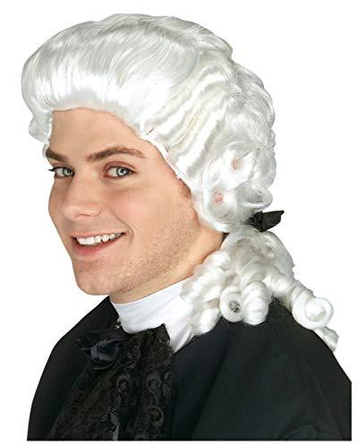Rococo-pruik Voor Mannen