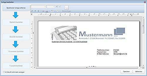 Rechnung free - Rechnungsprogramm, Rechnungssoftware