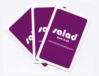 Best salad nlp cards Reviews