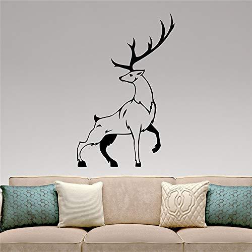 Hetingyue muurstickers, vinyl, voor thuis, woning, woning, decoratie, afneembaar, Wildlife Art