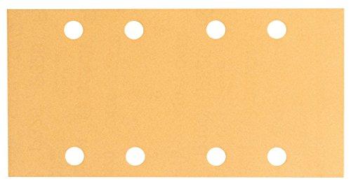 Bosch Professional Schleifblatt für Schwingschleifer Holz und Farbe Best for Wood and Paint (10 Stück, Körnung 240, C470)