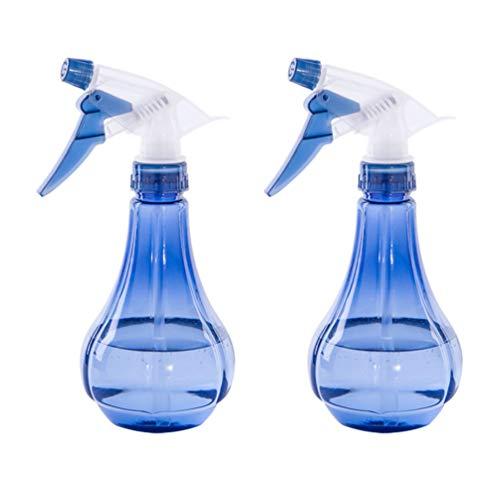 Exceart flacone spray ricaricabile, in plastica, vuoto, pompa di pulizia, flacone, spruzzino, per casa da giardino, pianta, parrucchiere, salsicce, detergente chimico, spruzzatore, 200 ml, 2 pezzi