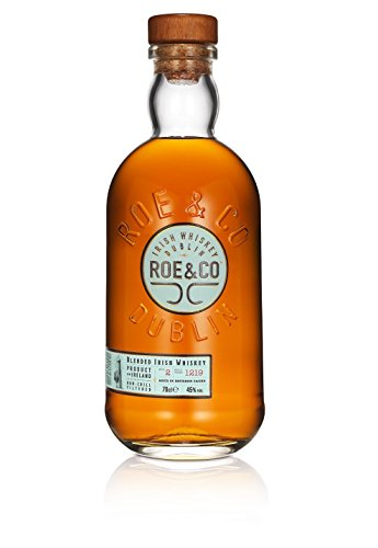 Roe&Co Dublin Blended Irish Whiskey (1 x 0.7 l)