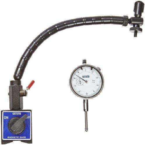 Fowler Full Warranty 72-641-300-0 Flex Arm Base and Indicator Combo