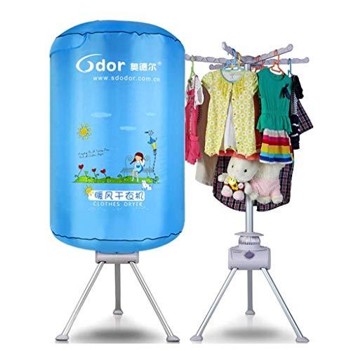 Ronde Sèche Etendoir 900W électrique portable pliant Approuvée d'économie d'énergie (Anion) rapide bébé sèche-linge Maison et...