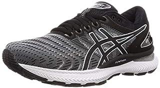 Asics Gel-Nimbus 22, Running Shoe Mens, White/Black, 48 EU (B07VPGSQ5S) | Amazon price tracker / tracking, Amazon price history charts, Amazon price watches, Amazon price drop alerts
