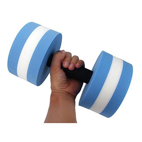 WINOMO pesa aquagym (azul blanco)