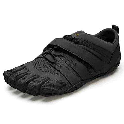 Vibram FiveFingers Men's V-Train 2.0 Fitness and Cross Training Shoe (Black/Black, Numeric_10_Point_5)