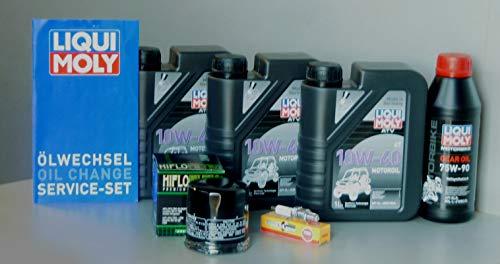 Kit de Maintenance de la Marque Access Shade 850 Filtre à Huile