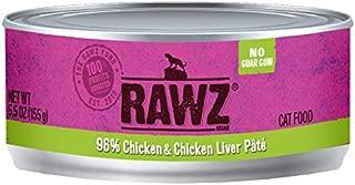 RAWZ CC 96% CHICKEN & CHICKEN LIVER 5.5oz/24