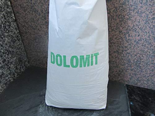 Dolomit 32 µm 25 kg de farine dolomite en poudre de calcium magnésium carbonate de magnésium CaMg (CO3) 2