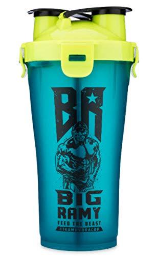 Hydra Cup - 30oz Dual Threat Shaker Bottle