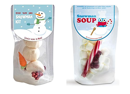 Liebeskummerpillen Schneemann-Bauset (Snowman Kit, Schneemannsuppe)