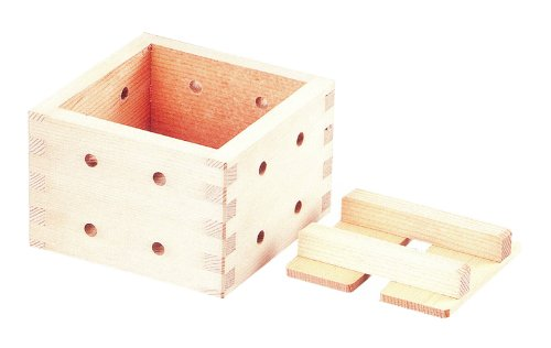 小柳産業 国産 一人用手作り豆腐造り器 61002