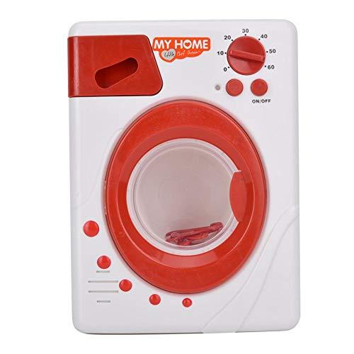 Fantasiespeelgoed, Simulatiegadgets Educatief speelgoed Speelhuisje Mini-speelgoed voor cadeaus (wasmachine)