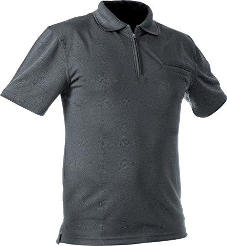 Pfanner Funktionsshirt Langarm Cocona Zipp-Neck, Größe:M, Farbe:grau