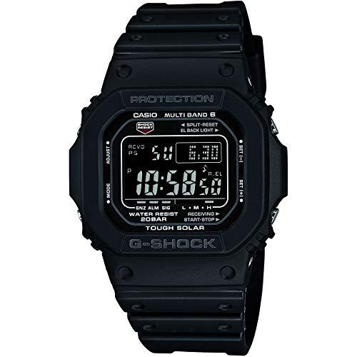 CASIO G-SHOCK カシオ ジーショック タフソーラー 電波時計 MULTIBAND 6 GW-M5610-1B [並行輸入品]