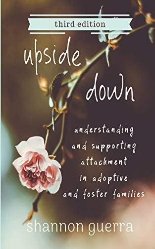 Upside Down Understanding and Supporting Attachment in Adoptive and Foster Families product image