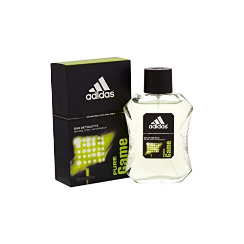 Adidas Pures Eau De Toilette Spray - 100 Ml