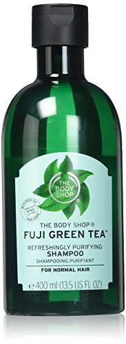 The Body Shop Fuji Green Tea Shampoo 400ml Grüner Tee