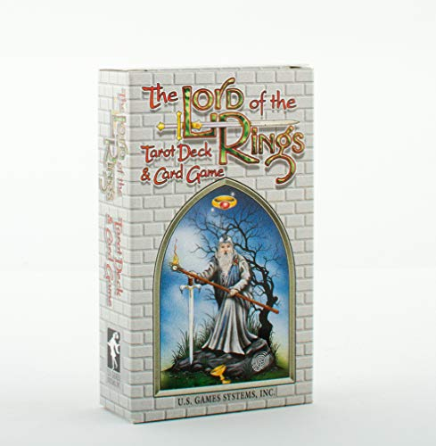 Lord of the Ring Tarot Deck