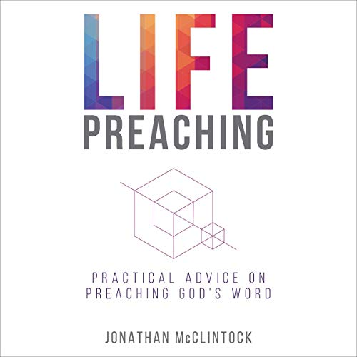 Life Preaching  By  cover art